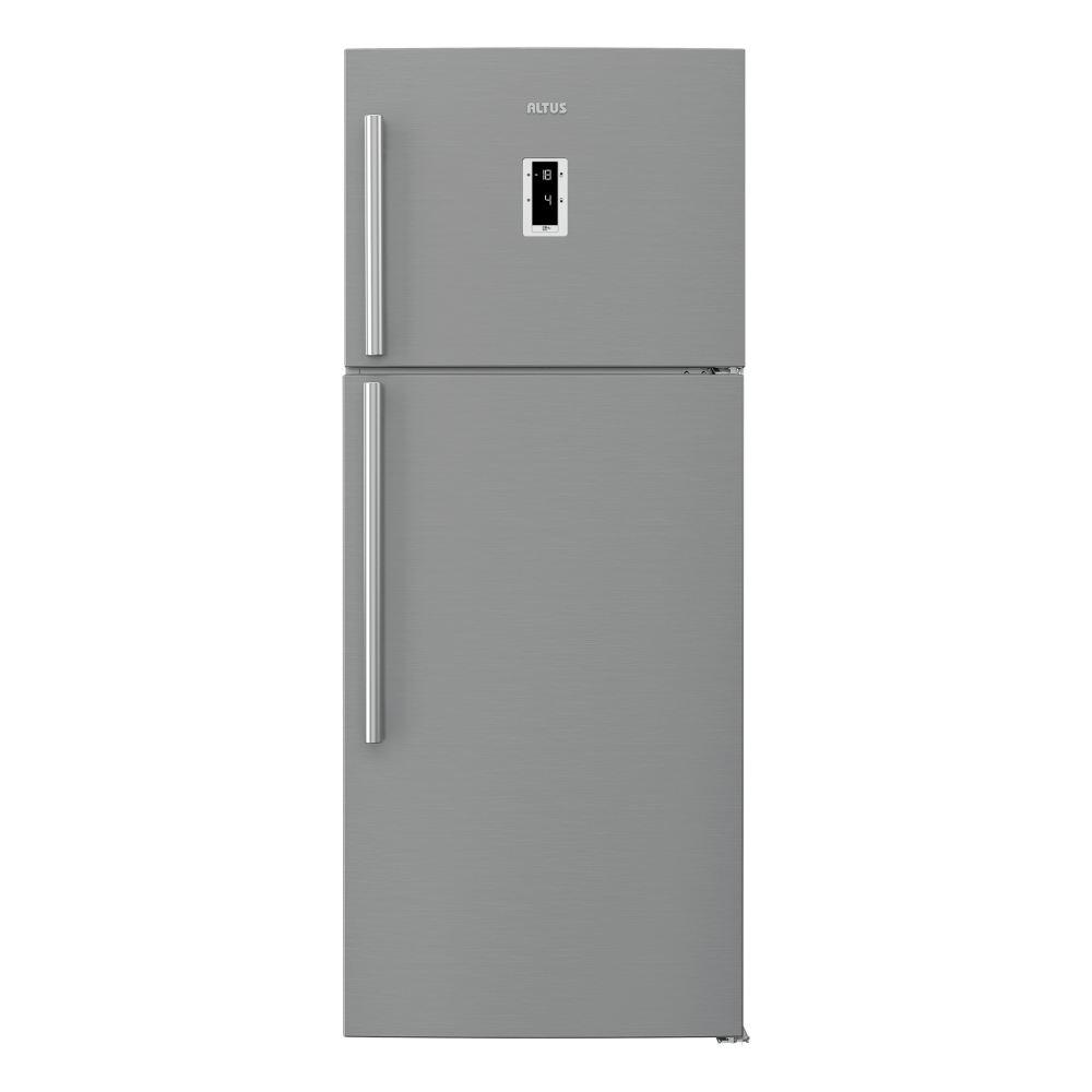 ALTUS AL 380 XI No Frost Buzdolabı (508 LT / NO FROST / LCD EKRAN / YxGxD (186x74x75,5) INOX)