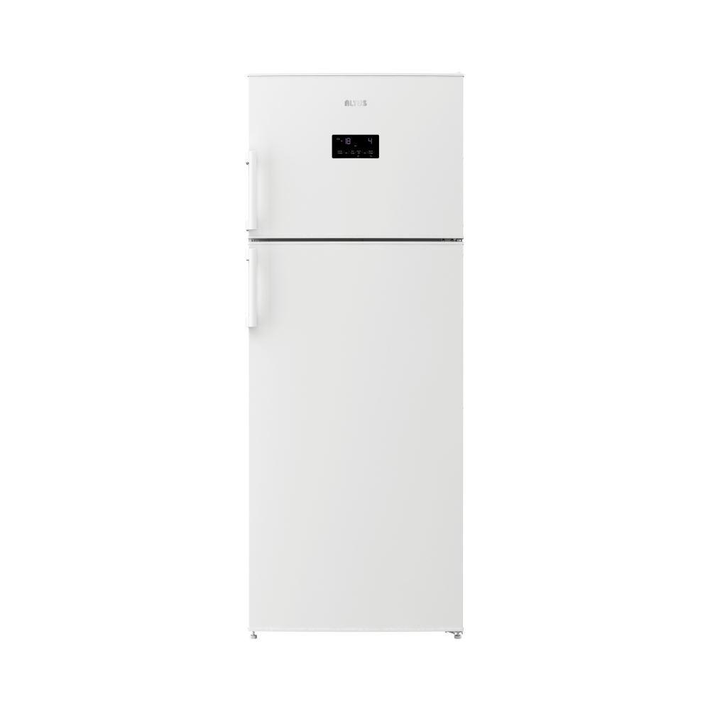 ALTUS AL 375 X No Frost Buzdolabı (455 LT/NO FROST/ LCD EKRAN YxGxD (185x70x70,5)BEYAZ)